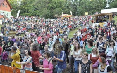 Hudební akce roku Horečky fest 2014, přilákala na 3000 návštěvníků