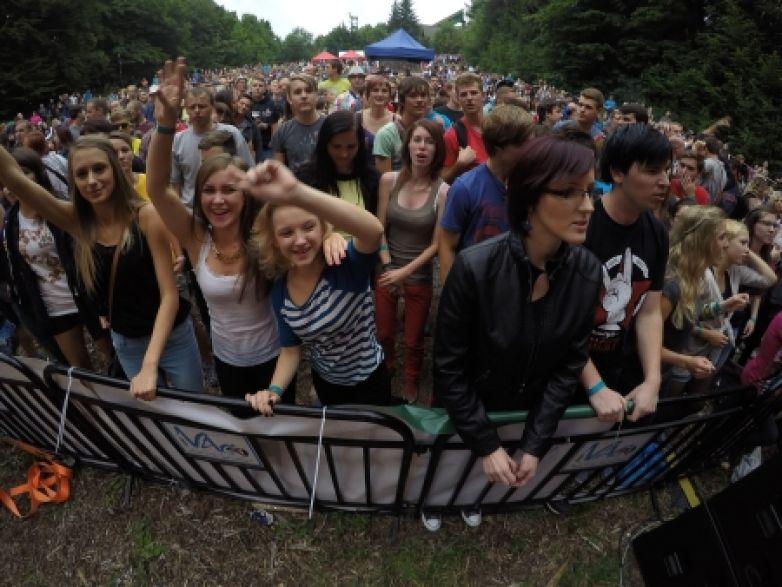 Na Horečky festu 2016 zahrají kapely z Čech, Slovenska, Polska, Belgie a Irska